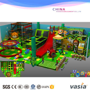 EU Kids Amusement Park Jungle Series Indoor Playground Equipment pictures & photos