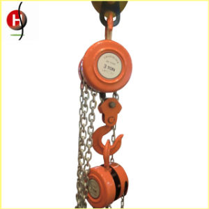Durable Hsz Type Hand Chain Hoist and New Condition pictures & photos