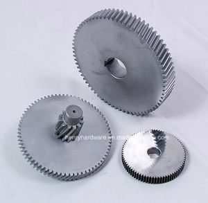 Circular Gear, Machining Part pictures & photos