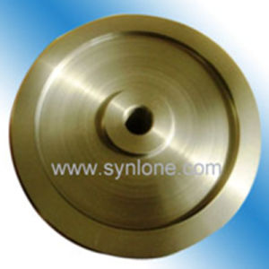 Iron Die Casting Drive Wheel Supplier pictures & photos