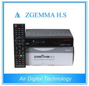 2016 New Satellite TV Decoder DVB S/S2 with Dual Core CPU Zgemma H. S pictures & photos