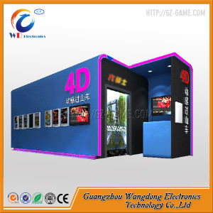 Mobile 4D 5D 7D 9d Cinema with Electronic Simulator (WD-G001) pictures & photos
