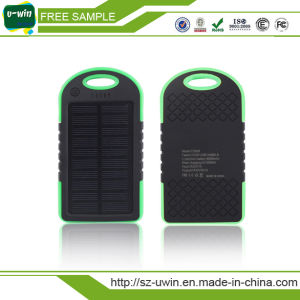 New Arrival Solar Power Bank 12000mAh pictures & photos