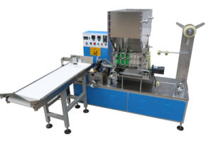 New Single Straw Packing Machine with BOPP Film or Paper