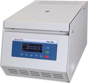 Tgl-16m Tabletop High Speed Refrigerated Centrifuge with Ce ISO Approved pictures & photos