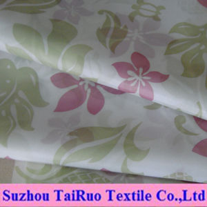 100% Polyester Taffeta with Printed for Down Jacket Fabric pictures & photos