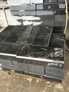 Wholesale G654 Impala Dark Black Granite Paving Offer Basalt Stone pictures & photos
