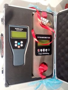 Dynamometer with Wireless Indicator / Remote Display 10 Tons pictures & photos