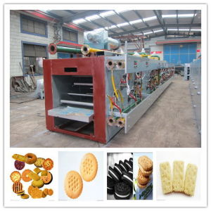 Soft and Hard Biscuit Making Machine/Biscuit Machinery Sh-1200 pictures & photos