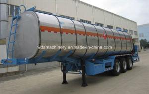 2 or 3 Axle Bitumen Tanker Semi Trailer