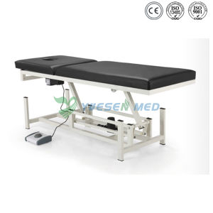 Ys-005A Medical Examinatin Electric Cheap Hospital Bed pictures & photos
