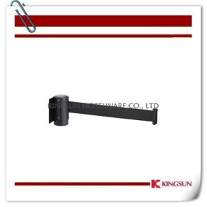 Wall Mount Retractable Belt Stanchion for Public Place pictures & photos