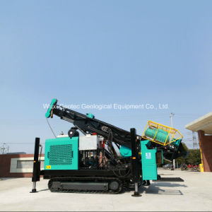 Zdy-100 Full Hydraulic Drill Rig pictures & photos