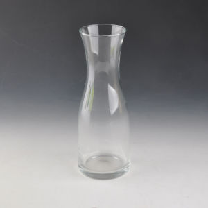 Hot Sale Clear Glass Vase pictures & photos