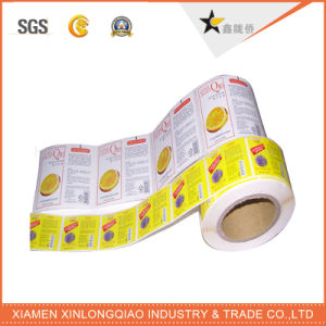Printed Bottle Label Printing Custom Paper PVC Self Adhesive Sticker pictures & photos