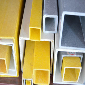Fiberglass Grating, FRP Pultruded Grating, FRP Structural Shapes pictures & photos