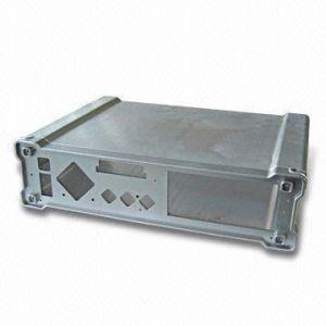 Customized Aluminum/Aluminium Profile for Electronics with CNC Machining pictures & photos