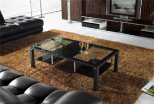 Tempered Glass Table Living Room Furniture Coffee Table pictures & photos