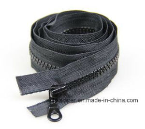 5# Plastic Zipper Double Way Plastic Zipper