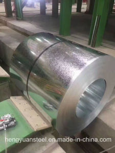 0.18mm Z180 Regular Spangle Hot Galvanized Steel Coil Gi Strip pictures & photos