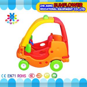 Kids Plastic Toy Car for Preschool (XYH12072-3) pictures & photos