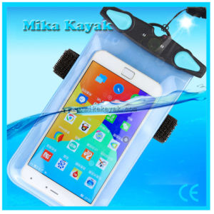 17.5*10.5cm Large Waterproof Arm Mobile Phone Case Bag pictures & photos