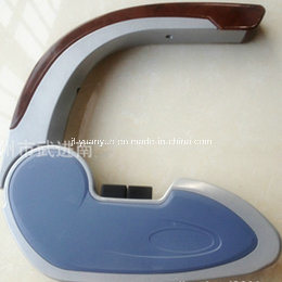 Bus Seat Accessories of Mahogany Aluminum Armrest pictures & photos
