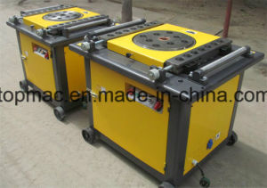 Gw42 Construction Rebar Bending Machine, Electric Steel Bar Bender pictures & photos