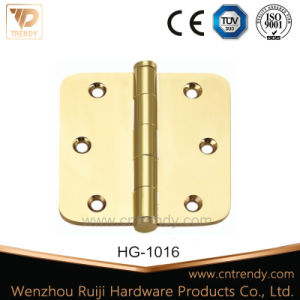 European Style Flat Wide Hinge Radius Corner Hinge pictures & photos