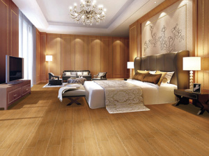 Foshan 3D Inkject Wooden Floor Tiles with 150*600mm (15605) pictures & photos