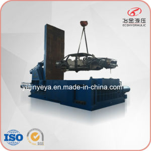 Ydt-400 Automatic Hydraulic Baling Machine for Small Car (factory) pictures & photos