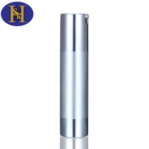 30ml 50ml Cosmetic Airless Aluminum Bottle for Cream (SKH-1075) pictures & photos