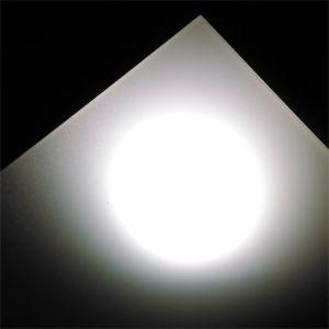 Plastic LED Light Diffuser for Panel Light