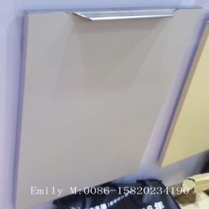 Interior Decoration Material Lct Matt MDF (ZHUV factory) pictures & photos