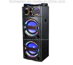 Stage Multi Media Karaoke Speaker RMS 200W Trolley Speaker pictures & photos