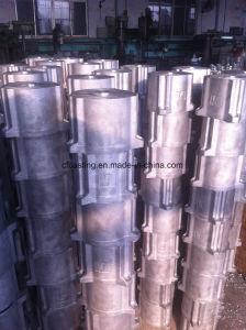 Customized Aluminum Pump Casting Parts pictures & photos