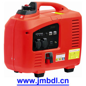 Red Gasoline Generator for Lobby (SF2000) pictures & photos