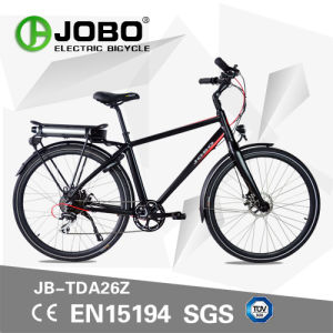 New Style Electrical Bike 250W Pocket Moped MTB Electric Power Bicycle (JB-TDA26Z) pictures & photos