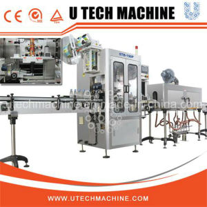 New Design Automatic Sleeve Labeling Machine pictures & photos