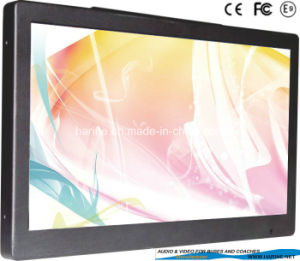 21.5 Inch Metal LED Bus Monitor pictures & photos