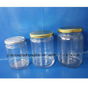 Clear Glass Mason Jars with Lid (J-11) pictures & photos