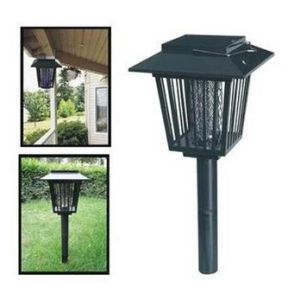 Moth Trap Outdoor Mosquito Trap Solar Mosquito Killer with LED Light pictures & photos