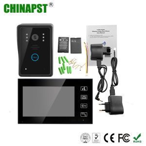 Hottest Color Wired Video Door Phone Monitor/Station Intercom (PST-VD7WT2) pictures & photos