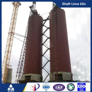 Vertical Lime Shaft Kiln Manufacture pictures & photos