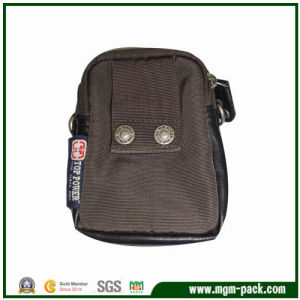 High Quality Wholesale Men Canvas Waist Bag pictures & photos