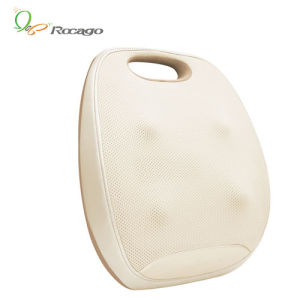 Rocaog Relax Infrared PU Back Massage Cushion Body Massager pictures & photos