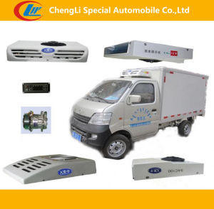 China Foton 4*2 10cbm Refrigerated Truck pictures & photos