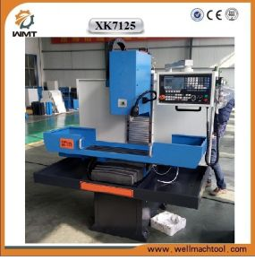 Model Xk7125 CNC Milling Machine with Ce Standard pictures & photos