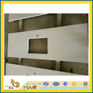 Quartz Stone Countertop for Kitchen, Bathroom, (YY-Darlington Quartz) pictures & photos