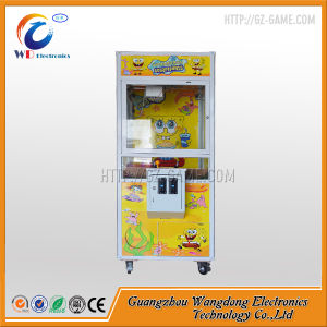 Hottes Funshare Coin Operated Toy Vending Game Machine pictures & photos